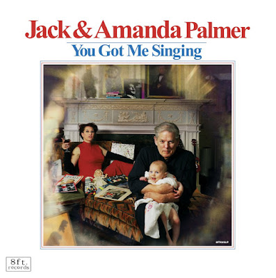 Jack & Amanda Palmer - You Got Me Singing