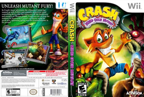 Crash: Mind Over Mutant[PAL] | Free Games
