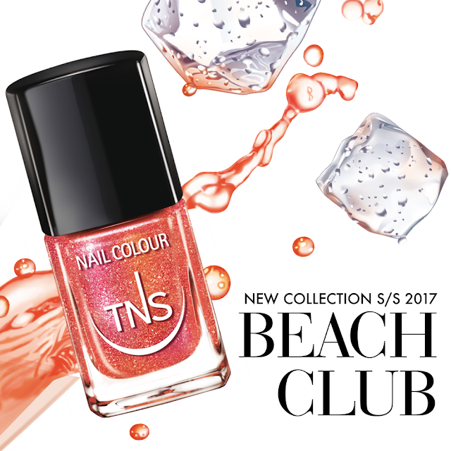 TNS Cosmetics Beach Club Collection