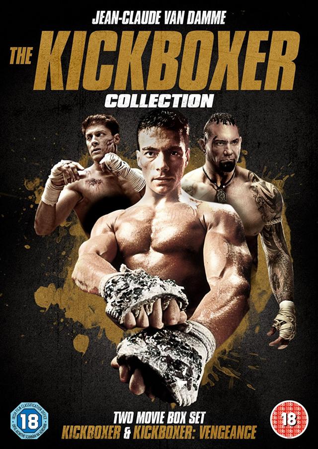 Võ Sĩ Báo Thù - Kickboxer: Retaliation (2018)