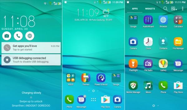 Cusrom Android Lenovo A6000 plus