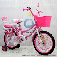 16 Inch Nachita 1607 Kids Bike