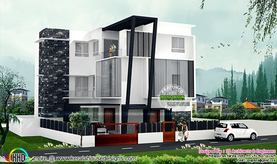 Multi purpose home design