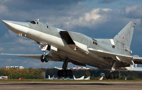Pesawat bomber Rusia Tupolev Tu-22M3