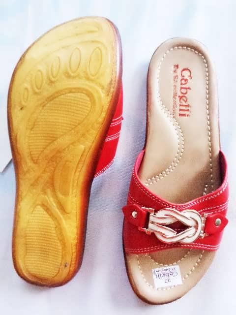 Sandal Wanita Cabelli atas