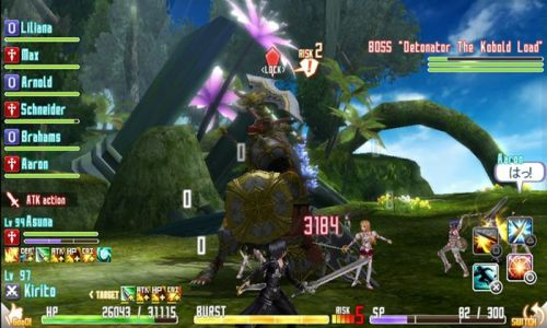 Sword Art Online Re Hollow Fragment Game Setup Download