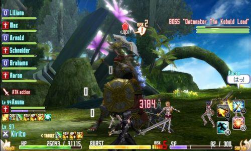 Sword Art Online Re Hollow Fragment Game Setup Download