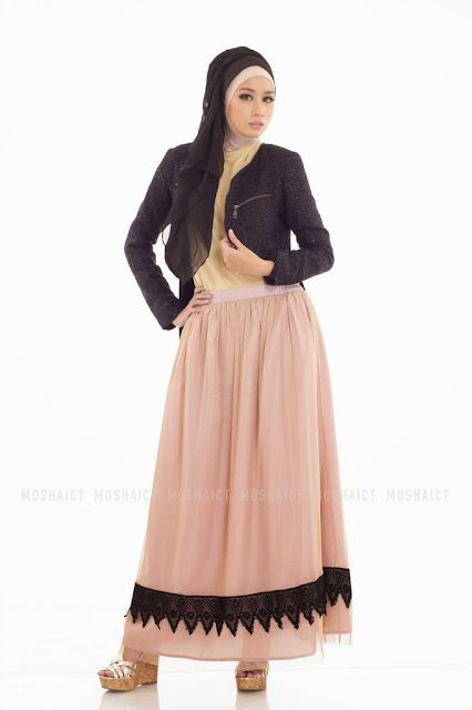 10 Trend Gambar Desain Baju Blazer Muslim 2015