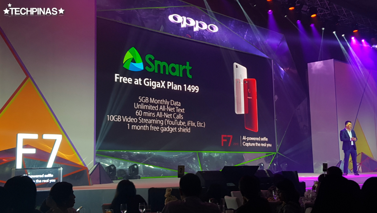 OPPO F7 Smart Postpaid