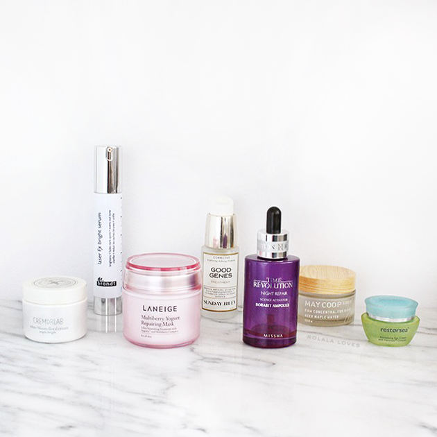 Beauty products, Beauty review, Empties, Products I've used up, Skincare