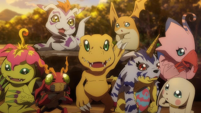 Game Announcement New Digimon  Called Digimon Survive - ON