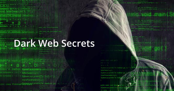 Dark Web Secrets