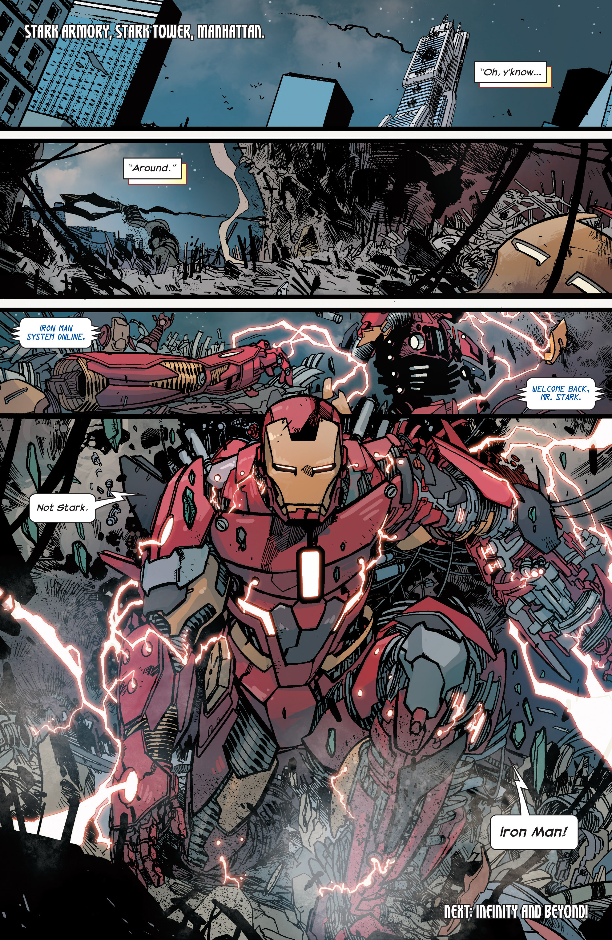 Read online Ultimate Comics Ultimates comic -  Issue #28 - 21