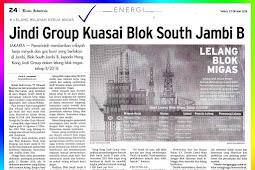 Jindi Group Controls South Jambi Block B