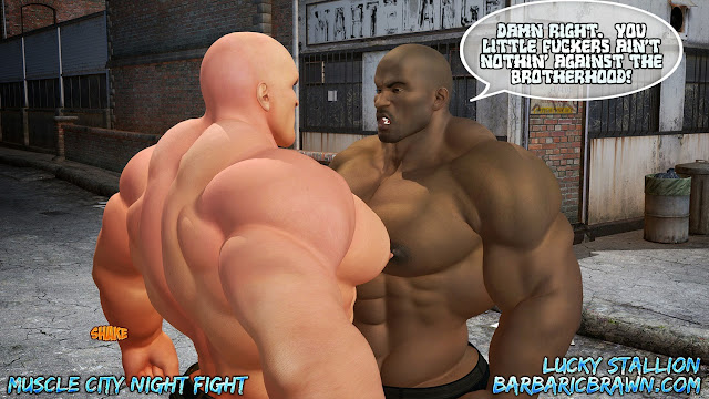 Fight muscle back boy gay sex when 7
