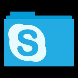 Skyp Folder icon