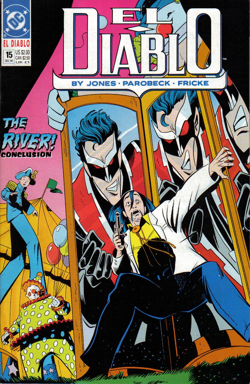 El Diablo (1989) 15 Page 1