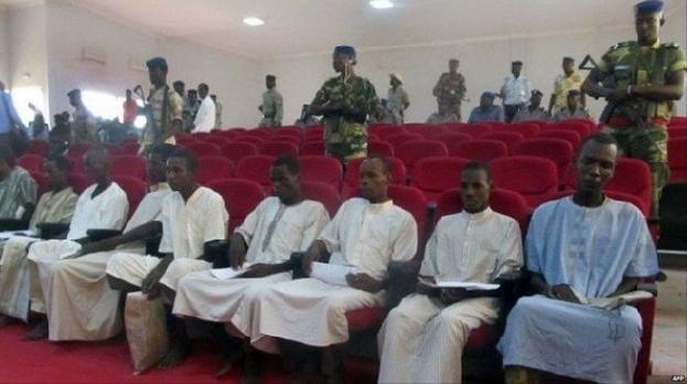 boko haram executed chad