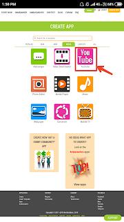 appdgeyser youtube channel ke liye android app