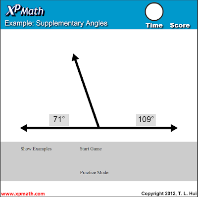 http://www.xpmath.com/forums/games/anglePairs.swf