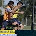 Boca: Preparando el equipo para el primer partido | Mirá los once de Guillermo