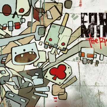 Fort Minor - Where'd You Go (feat. Holly Brook & Jonah Matranga) - Album Single Cover