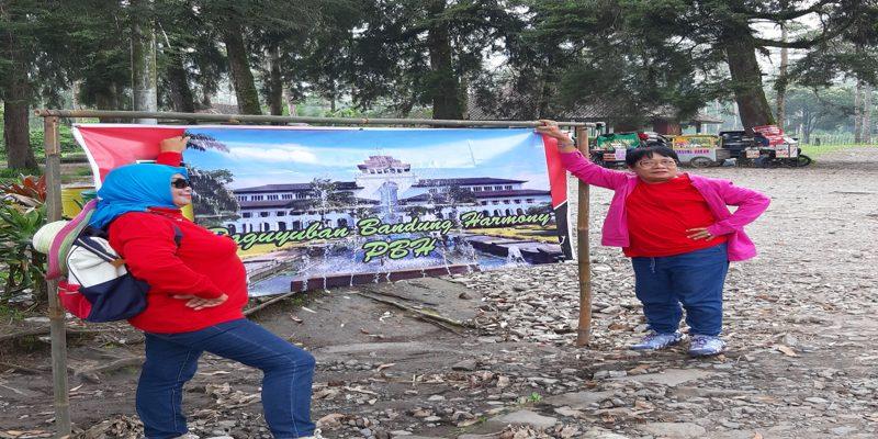 Tempat Wisata Keluarga Kampung Cai Ranca Upas Ciwidey Bandung