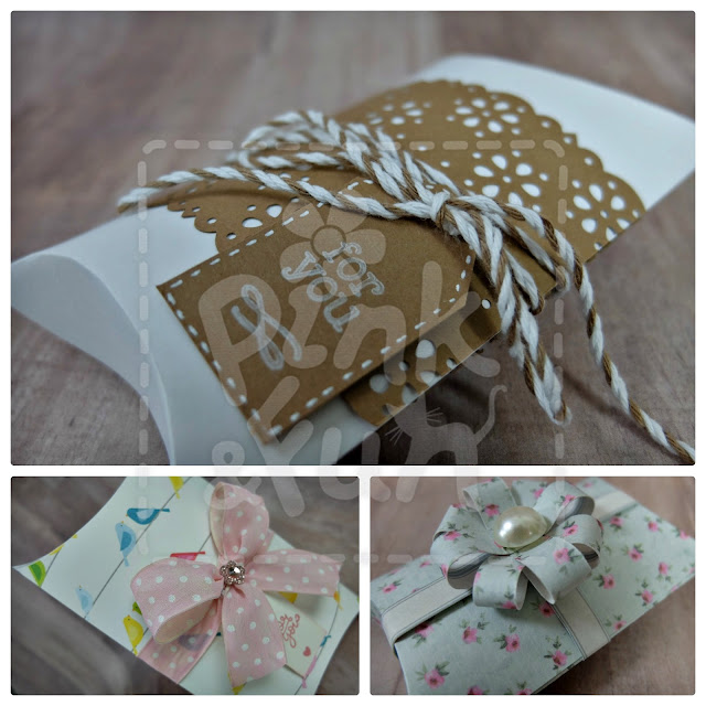 Scrapbooking - Gift Wrapping