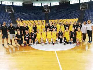 ΑΣ Άρης Θεσσαλονίκης - ΣΦΚ Πιερικός Αρχέλαος 56-43