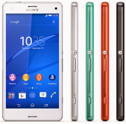 Sony Xperia Z3 Compact Android Phone Harga Rp 6 Jutaan