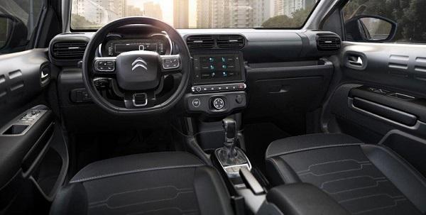 Citroën C4 Cactus Argentina 2019 Interior