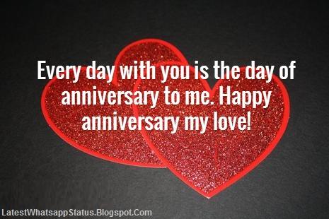 Happy Wedding Anniversary Quotes And Status Whatsapp Status Quotes