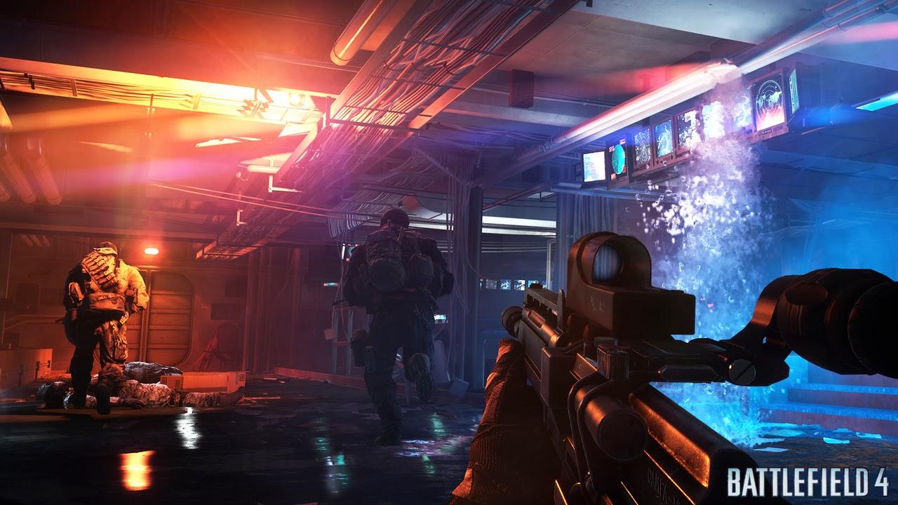Battlefield 4 Reloaded