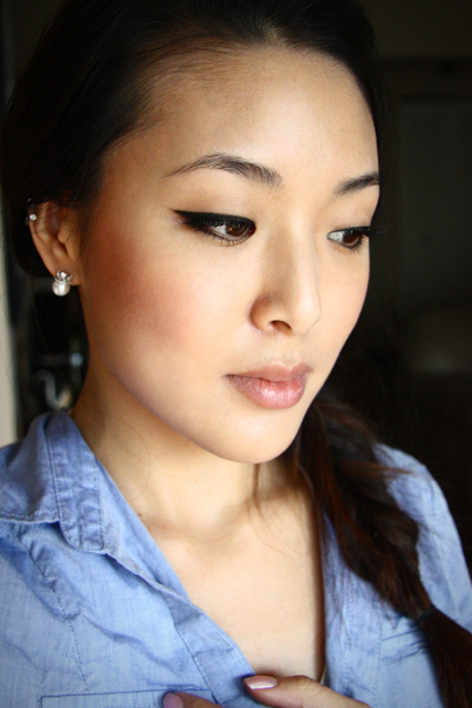 How to put makeup on asian 7182 are not