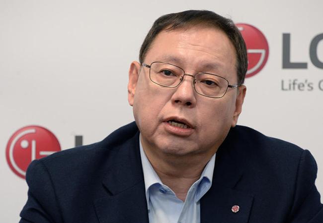 Tinuku CEO LG Electronics to greatly strengthen AI and robotics
