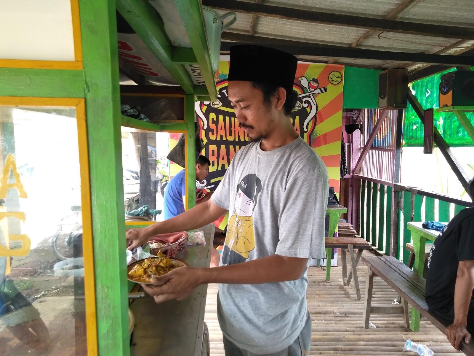 Laksa Bang Ocan Makanan Khas Tangerang Wajib Kamu Coba