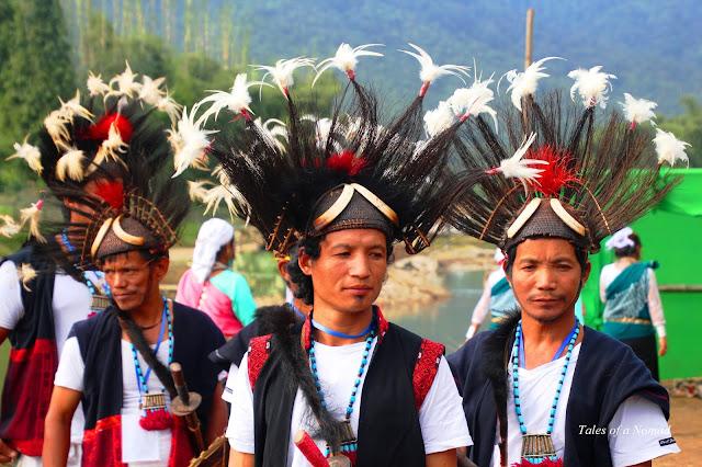 27 Portraits from Basar Confluence, Arunachal Pradesh