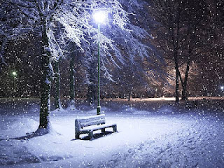 A Winter Ride ~ Amy Lowell, winter poem