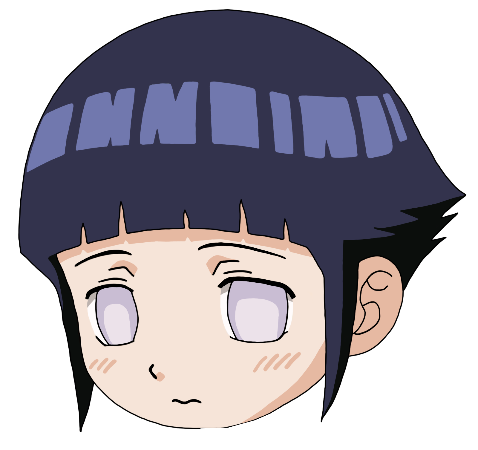 Gambar Mentahan Kepala Naruto Dan Kawan Kawan GRAFIS