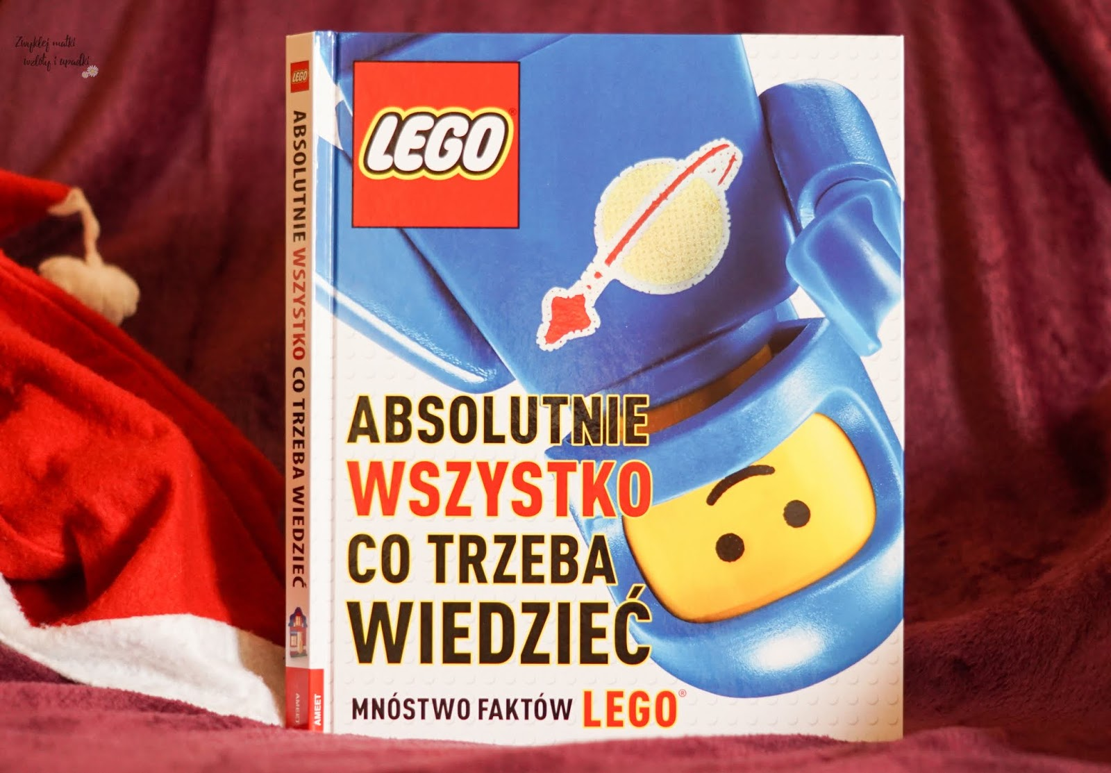 Pomysł na mikołajkowy prezent, czyli LEGO inaczej