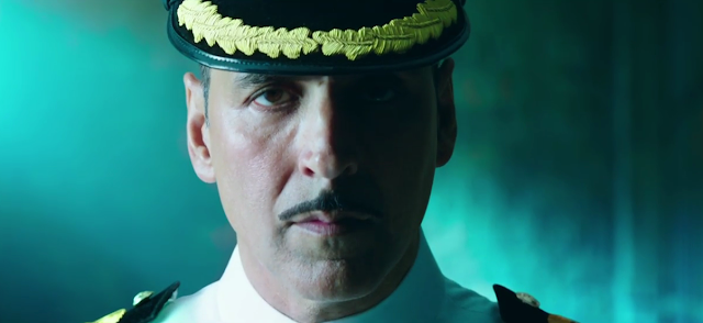 Rustom, starring Akshay Kumar as Naval Officer Rustom Pavri