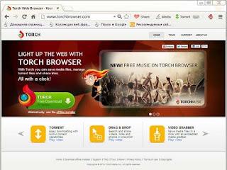 Torch Browser 55.0.0.12195 Final Terbaru Offline Installer