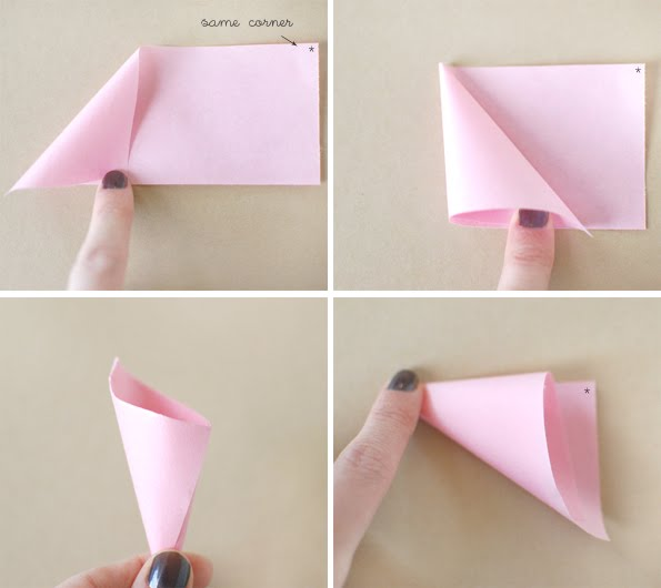 How To Make An Origami Candy Shaped Box