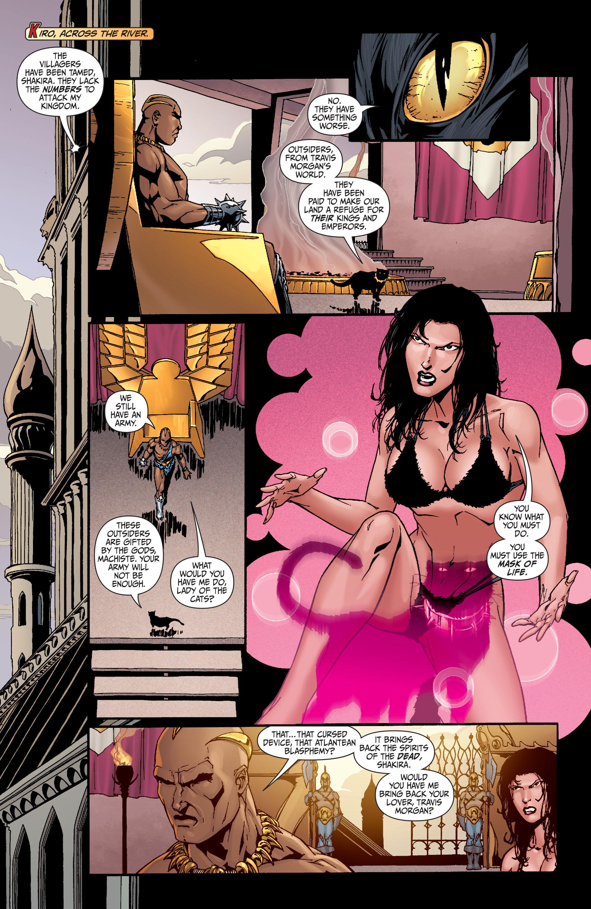 Read online Secret Six (2008) comic -  Issue #27 - 14