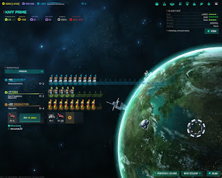 217 Production | Master of Orion: Conquer the Stars 2016 Screenshot