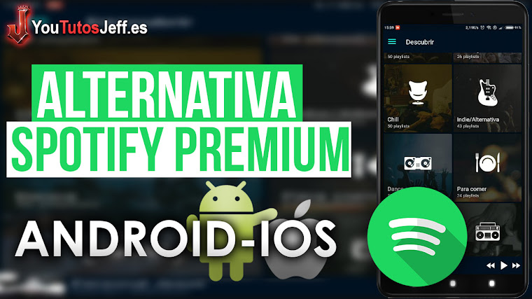 La Mejor Alternativa a SPOTIFY PREMIUM 2018 - OFFLINE Y MAS | Android y IOS