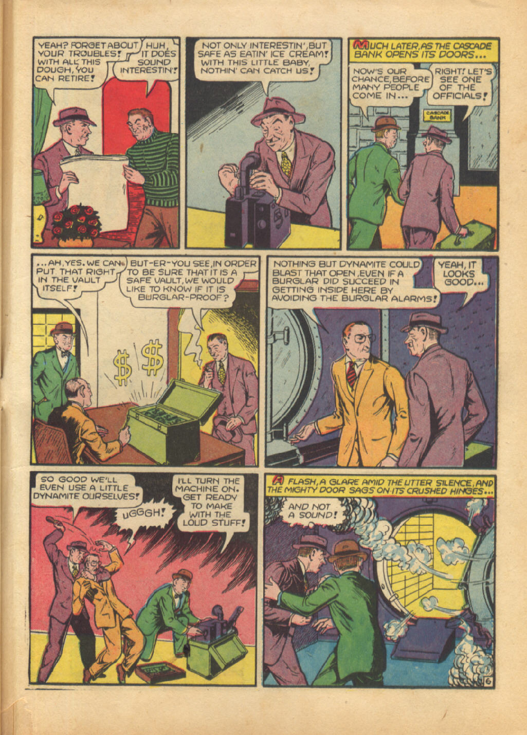 Read online Action Comics (1938) comic -  Issue #64 - 54