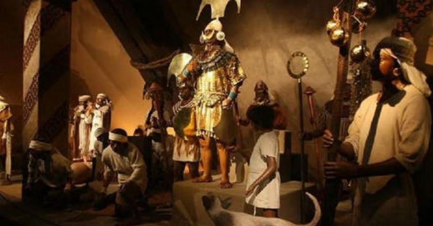 FIA 2108: Réplica del Señor de Sipán se presentará en Feria Internacional de Arequipa