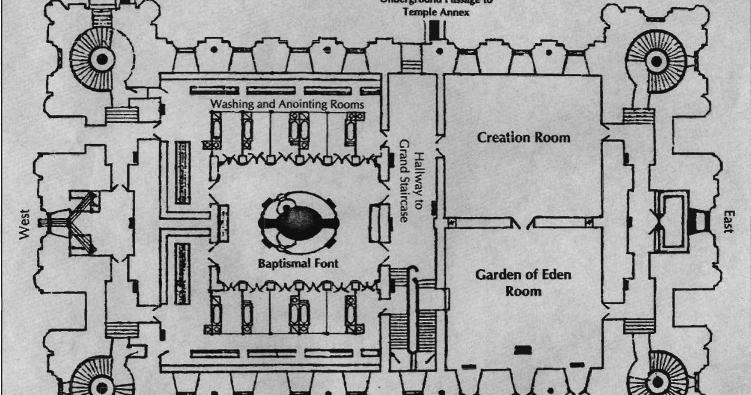 Historic Lds Architecture Salt Lake Temple Interior