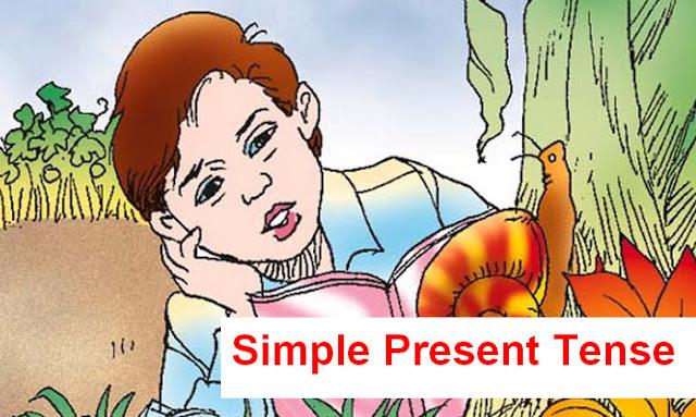 Pengertian Simple Present Tense beserta contoh dan terjemahannya